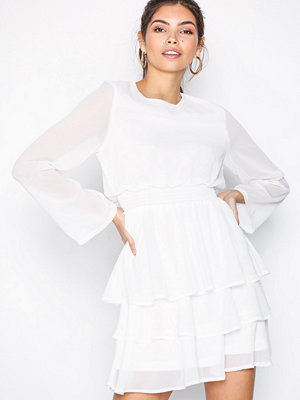 Sisters Point Nicoline Dress White