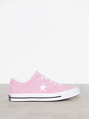 Sneakers & streetskor - Converse One Star Ox Rosa