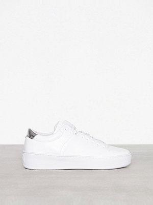 Sneakers & streetskor - Jim Rickey Cloud Fat Duo Vit
