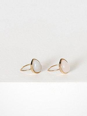 NLY Accessories 2-pack Tear Stone Rings Flerfärgad