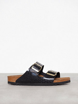 Tofflor - Birkenstock Arizona Magic Svart