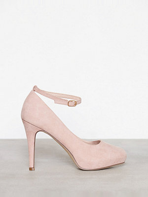 Duffy Party Heel Rosa