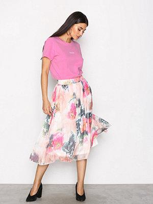 Y.a.s Yaspallida Skirt - Das Mörk Rosa