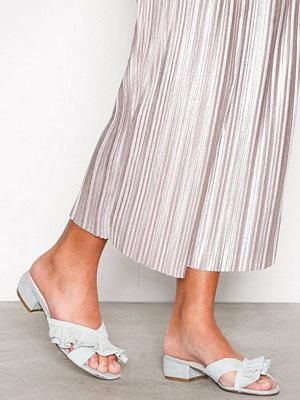 Tofflor - Bianco Slip In Sandal Mint