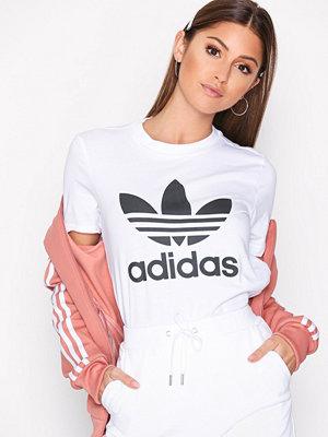 Adidas Originals Trefoil Tee Vit