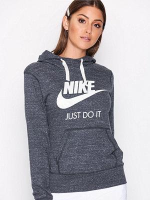 Street & luvtröjor - Nike NSW Gym Vintage Hoodie HBR Antracit