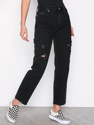 Calvin Klein Jeans Ankle Raw-Hook BlackDSTR RGD Black