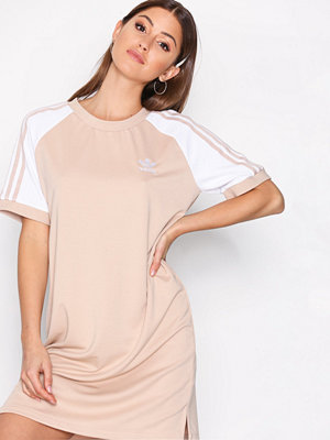 Adidas Originals Raglan Dress Beige