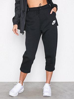 Nike svarta byxor NSW Rally Pant SNKR Svart