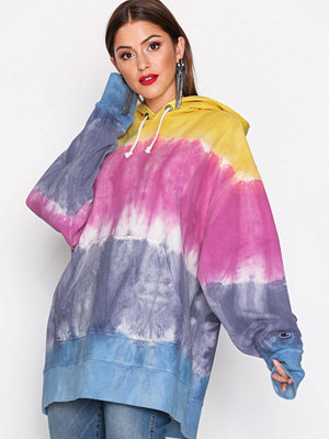 Street & luvtröjor - Champion Hooded Sweatshirt Aprikos