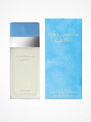 Parfym - Dolce & Gabbana Light Blue Edt 50 ml Transparent