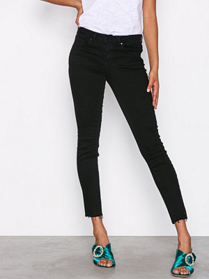 Gina Tricot Emma Jeans Black