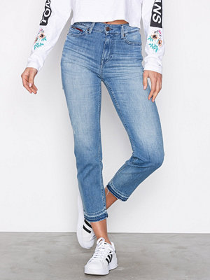 Tommy Jeans High Rise Slim Izzy Dlbco Light Blue Denim