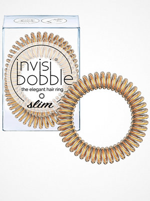 Övriga accessoarer - Invisibobble Invisibobble Slim Bronze Me Pretty
