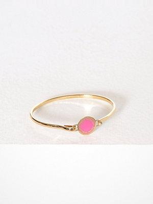 Marc Jacobs armband Hinge Bracelet Pink