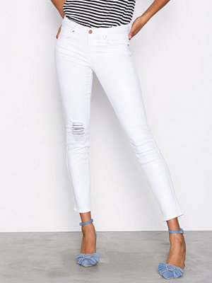 Gina Tricot Emma Jeans Offwhite