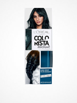 Hårprodukter - L'Oréal Paris Colorista Washout Denim