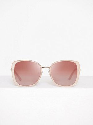 Solglasögon - River Island Felicity Crystal Sunglasses Gold