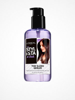 Hårprodukter - L'Oréal Paris Stylista Sleek Serum 200ml Transparent
