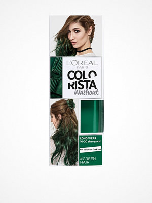 Hårprodukter - L'Oréal Paris Colorista Washout Green