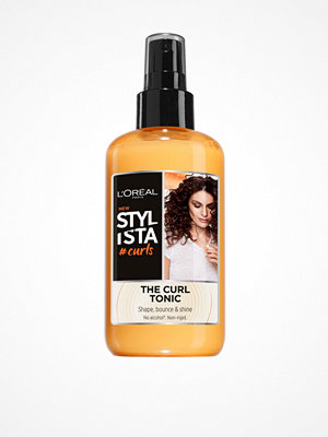 Hårprodukter - L'Oréal Paris Stylista Curl Tonic 200ml Transparent