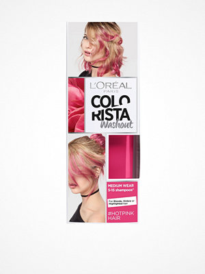 Hårprodukter - L'Oréal Paris Colorista Washout Hot Pink