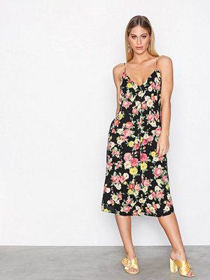 Motel Sini Midi Dress Bloom