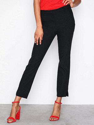 Samsøe & Samsøe svarta byxor Indica Pants Black