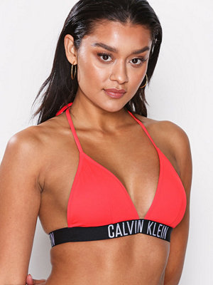Calvin Klein Underwear Fixed Triangle Top Diva Pink
