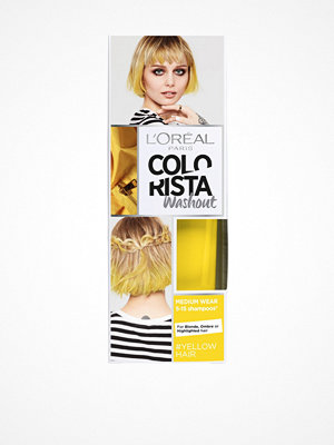 Hårprodukter - L'Oréal Paris Colorista Washout Yellow