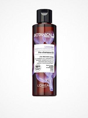Hårprodukter - L'Oréal Paris Botanicals Lavender Pre Shampoo Oil 150ml Transparent