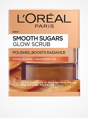 Ansikte - L'Oréal Paris Smooth Sugar Scrub Glow