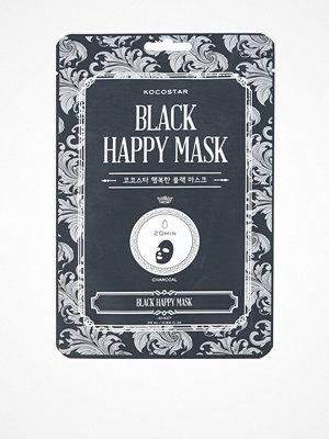 Ansikte - Kocostar Black Happy Mask Transparent
