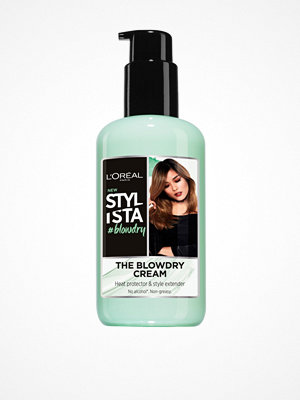 Hårprodukter - L'Oréal Paris Stylista Blowdry Cream 200ml Transparent