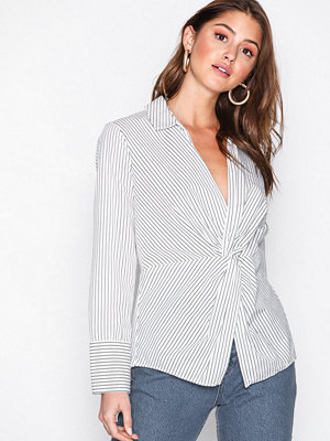 River Island Twist Front Shirt