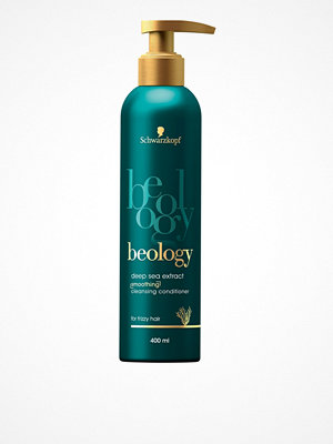 Hårprodukter - Schwarzkopf Beology AntiFrizz Cleansing Conditioner 400 ml Transparent