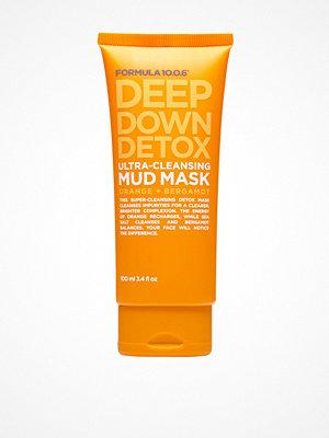 Ansikte - Formula 10.0.6 Deep Down Detox 100ml Transparent
