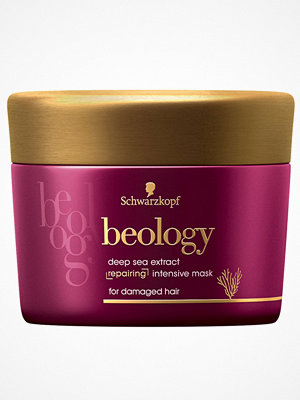 Hårprodukter - Schwarzkopf Beology Repair Mask 200 ml Transparent