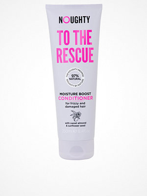 Hårprodukter - Noughty To The Rescue Conditioner 250ml Transparent