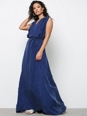 Dagmar Wande Dress Midnight Blue