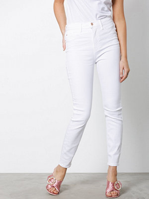 River Island Harper High Rise Jeans White