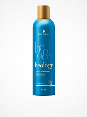 Hårprodukter - Schwarzkopf Beology Moist Conditioner 400 ml Transparent