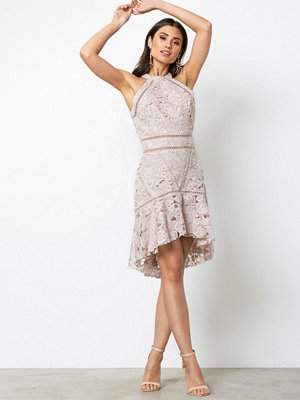 True Decadence Turtle Neck Dress Lilac