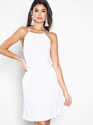 Festklänningar - Samsøe & Samsøe Willow short dress 5687 White
