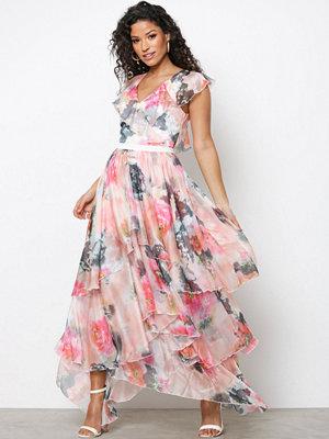 Y.a.s Yaspallida S/S Dress - Das Mörk Rosa
