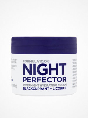Ansikte - Formula 10.0.6 Night Perfector 50ml Transparent