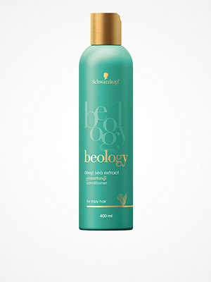 Hårprodukter - Schwarzkopf Beology AntiFrizz Conditioner 400 ml Transparent