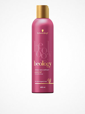 Hårprodukter - Schwarzkopf Beology Repair Conditioner 400 ml Transparent
