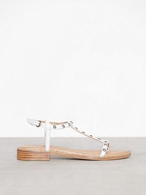 Sandaler & sandaletter - Bronx Bthrillx Sandal Vit