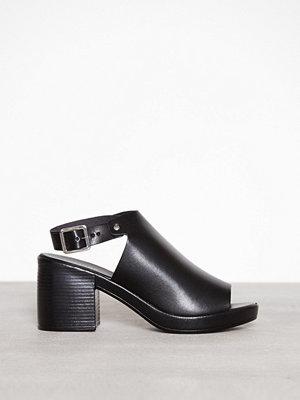 Topshop Nancy Shoe Boots Black